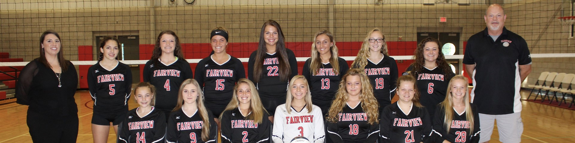 Fairview Varsity Volleyball
